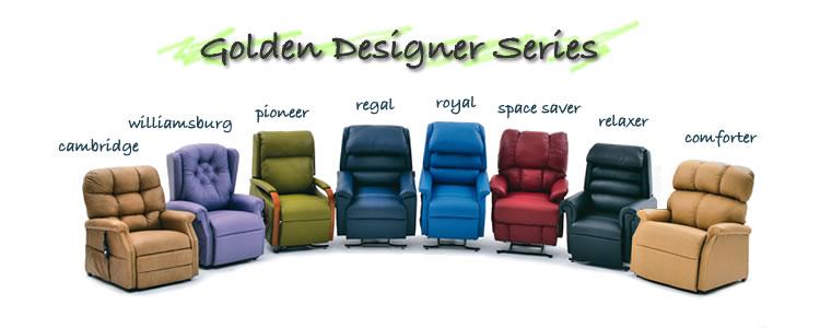 Golden Designer Chairs  sc 1 st  US Medical Supplies of Lexington KY - (859)494-5235 & Golden Designer Series Lift Chairs - Lexington KY islam-shia.org